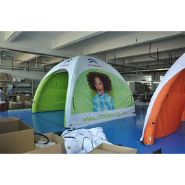 Eye Catching Inflatable Dome Tent 10x10ft Jaw Dropping Temporary Shelter supplier