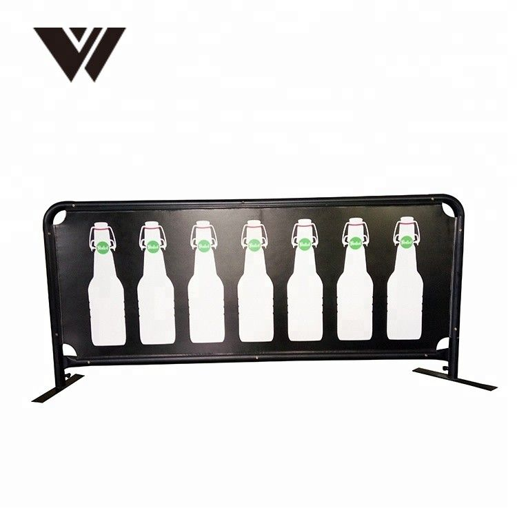 PVC Coffee Shop Barriers Weatherproof Light Weight For Advertising Event Exhibitions