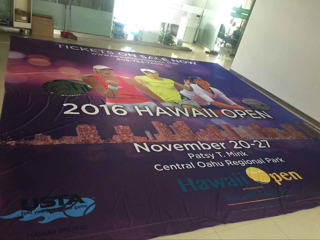 Advertising Large Format Poster Printing Trade Show Graphics Hot Cut